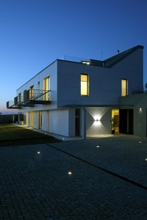 Rodinný dům Na Prokopu - foto: Robert Žákovič