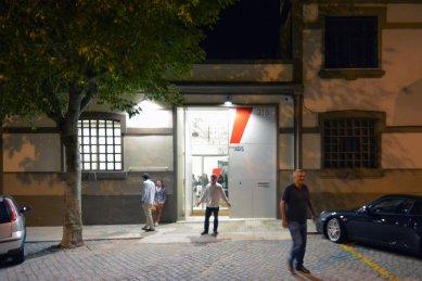 Architect's Office in Matosinhos - foto: Petr Šmídek, 2013