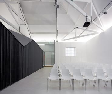 Architect's Office in Matosinhos - foto: FG + SG – Fernando Guerra, Sergio Guerra