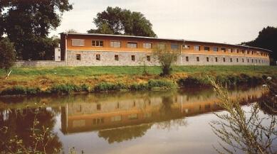 Administrativní a provozní budova Povodí Moravy - foto: Pavel Štecha