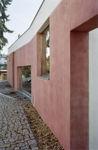 Rodinný dům Záběhlice - foto: Tomáš Balej