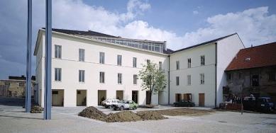 Radnice v Benešově - foto: Aleš Jungmann