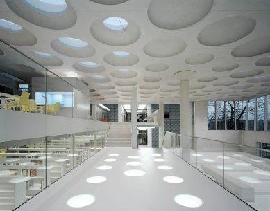 Forum at the Eckenberg Academy - foto: Brigida González