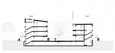 Lipa Resort - Aparthotel Lípa - Řezopohled