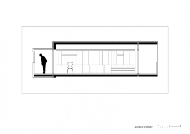 Študentské ubytovanie Basket Apartments - foto: OFIS arhitekti