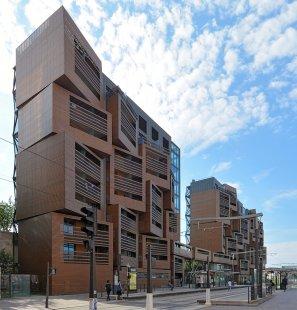 Študentské ubytovanie Basket Apartments - foto: Petr Šmídek, 2019