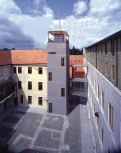 Rekonstrukce a dostavba radnice - foto: Ester Havlová