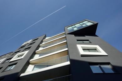 Studentské bydlení K Botiči - foto: Ondřej Polák