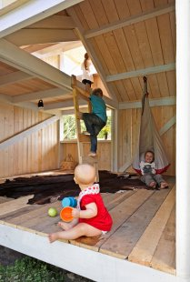 Dom ako hračka - Pohľad - foto: Tiia Ettala
