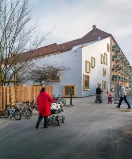 Ama'r Children's Culture House - foto: Jens Lindhe