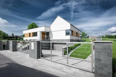 Rodinný dům na Nových Dvorech - foto: Ing. Petr Košťál