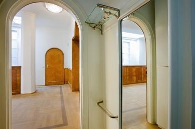 Rekonstrukce činžovního domu Matoušova 12 - foto: Vavřinec Menšl
