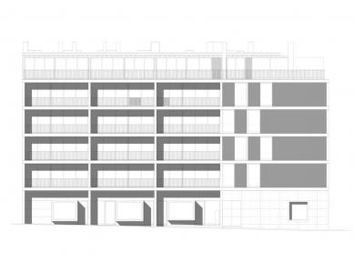 Matosinhos Housing - Pohled - foto: A2G arquitectura