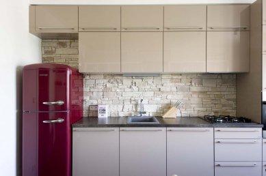 Proměna malého bytu v cihlovém domě - foto: Jiří Ernest