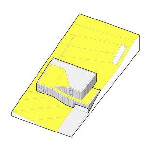 Dom K2 - Schéma - foto: paulíny hovorka architekti