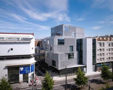 Škola architektury ve Štrasburku - foto: Julien Lanoo