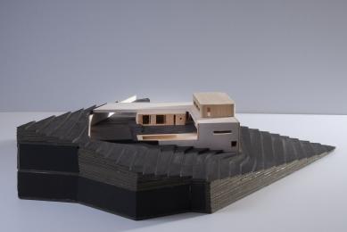 Dům Lazy III. - Model
