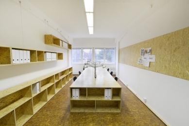 Sdružení nezávislých architektů - foto: Kryštof Antůšek a Cecílie Antůšková