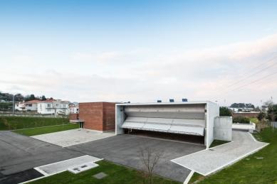 Fire Station Santo Tirso - foto: João Morgado - Architecture Photography