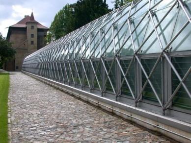 Oranžerie na Pražském hradě - foto: Petr Šmídek, 2003