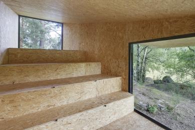Lesní útulna - foto: Jan Kuděj