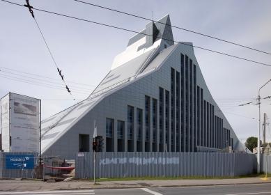Lotyšská národní knihovna - foto: Jiří Suchomel, 2013