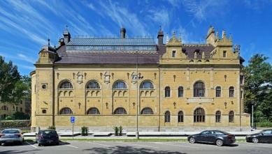 Oblastní galerie v Liberci - foto: Ivan Němec