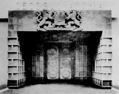 Československý pavilon při Bienále v Benátkách - Portál - foto: archiv Tomáše Novotného