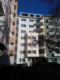 Půdní vestavba dvou bytů  - foto: Jan Vojtíšek