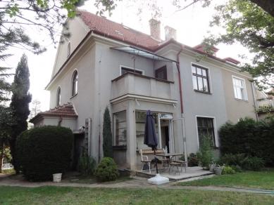 Rekonstrukce rodinného domu Lerchova  - Původní stav - foto: studio AEIOU