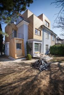 Rekonstrukce rodinného domu Lerchova  - foto: Jakub Holas
