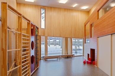 Mateřská školka Omenapuisto - foto: Jussi Tiainen