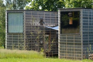 Zen-Houses - Ateliér a dům - foto: Petr Šmídek, 2014