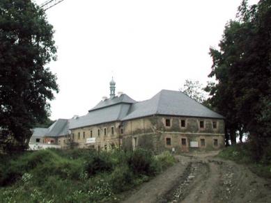 Klášterní kostel trapistů v Novém Dvoře - foto: David Kubík