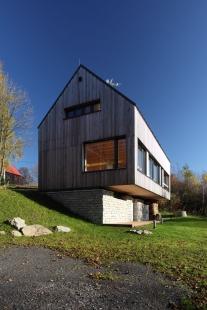 Rodinný dům Jizerské hory - foto: Lina Németh