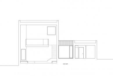 Villa Wienberg - Řez - foto: Wienberg Architects