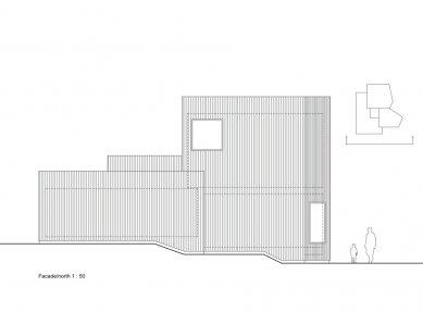 Villa Wienberg - Pohled - foto: Wienberg Architects