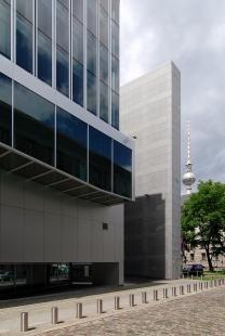 Dutch Embassy in Berlin - foto: Petr Šmídek, 2008