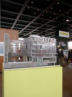 Dutch Embassy in Berlin - Foto z výstavy Content 17.ledna 2004 v Miesově Nationalgalerie - foto: Petr Šmídek, 2004