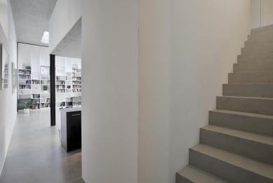 Rekonstrukce sochařského ateliéru - foto: Martin Zeman