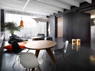 Rekonstrukce bytu v Holešovicích - foto: Filip Slapal