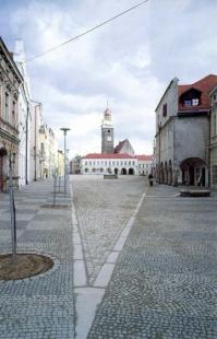 Dolní náměstí - foto: Ester Havlová