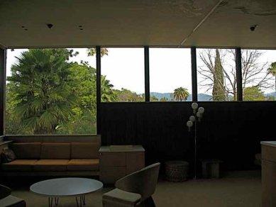 Vlastní dům Richarda Neutry s ateliérem - foto: Raymond Richard Neutra