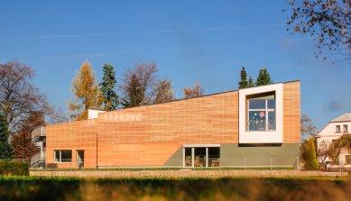 ELADA – víceúčelové centrum Církve bratrské v Bystrém - foto: Jan Grulich a Jiří Ernest