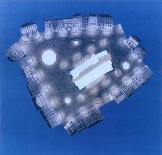 Úpravy Horního náměstí - Osvětlení - foto: archiv autorů