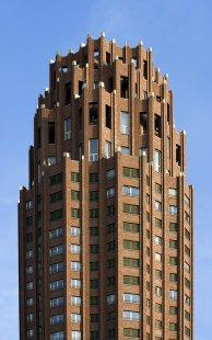 Mainplaza Highrise - foto: Ester Havlová, 2014