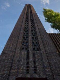 Kostel Hohenzollernplatz - foto: Jaroslav Mareš, Hivision.cz