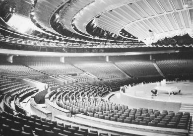 Linnahall – Concert and Sports Hall