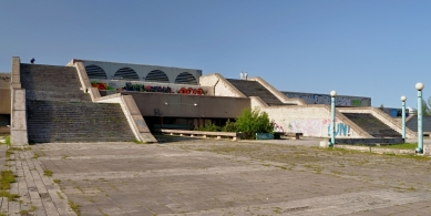 Linnahall – Concert and Sports Hall - foto: Tomáš Berka