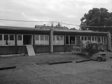 Sídlo společnosti Pospiech SD - Původní stav - foto: Archiv autorů